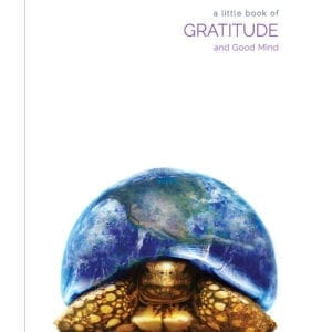 a little book of gratitude, pass the feather, indigenartsy