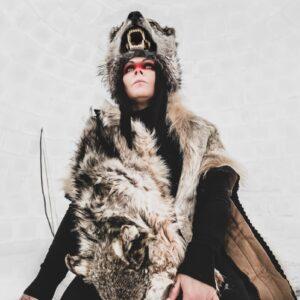 Brandy Bloxom, photography, Indigenous artist