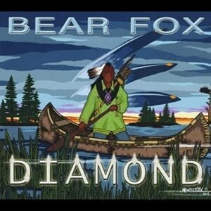 Theresa Bear Fox, music, diamond, life blanket, rich girl, akwesasne