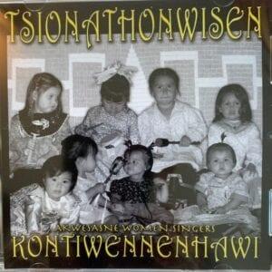Theresa Bear Fox, music, haudenosaunee, Akwesasne Women's Singers, IndigenARTSY