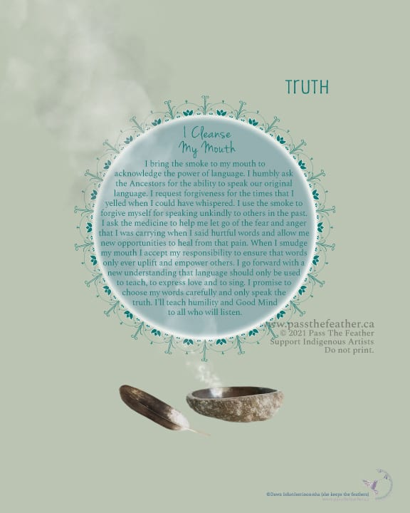 pass the feather, smudge feathers, posters, books, dawn, feather keeper
