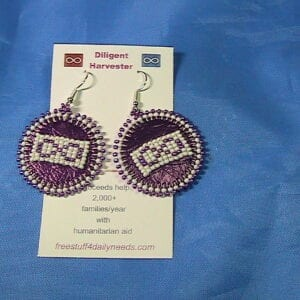 metis elegance earrings