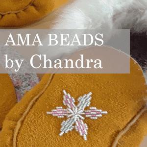 Ama beads - Chandra Labelle