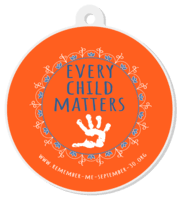 every child matters, residential school, remember me, september 30, orange shirt day, key chain