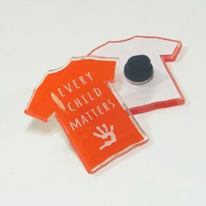 every child matters, residential school, remember me, september 30, orange shirt day, buttons