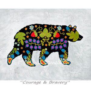 Spirit Bear, Bear Totem, Bear